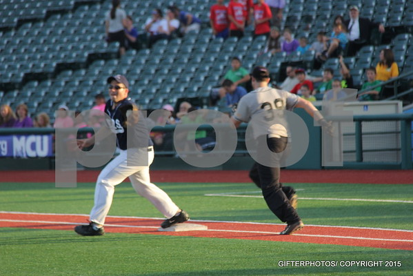 HATZOLAH VS NYPD BASEBALL AT MCU PARK 08.03.2015