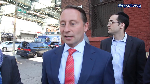 Rob Astorino Slams Cuomo On Jobs During Campaign Stop In Boro Park
